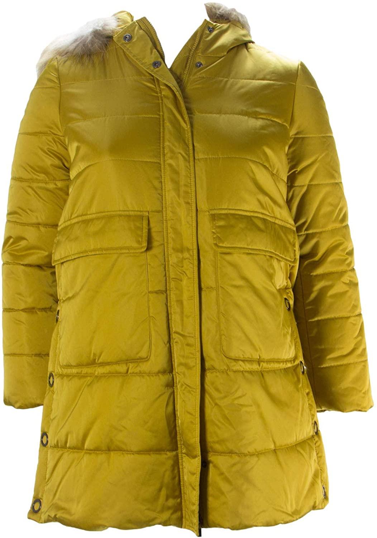 Marina Rinaldi Women's Paprica Puffer Coat