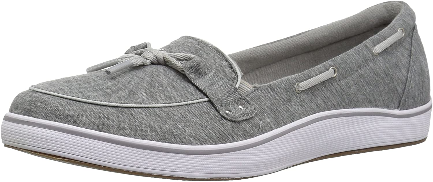 Grasshoppers Women's Windham Jersey Boat Shoe