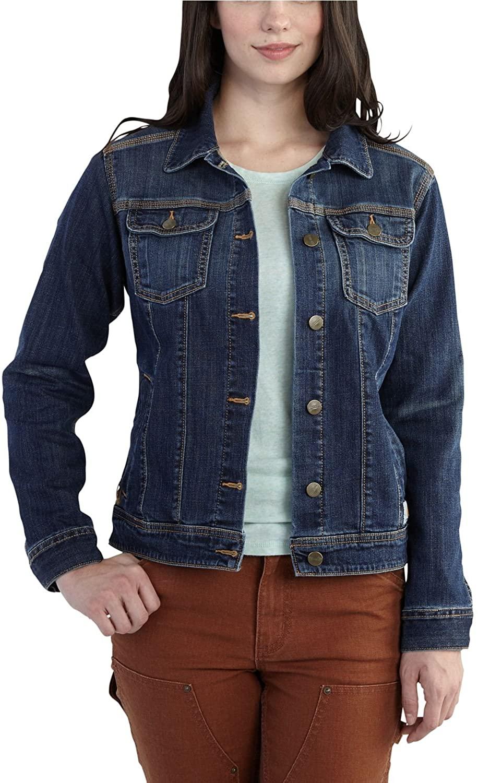 Carhartt Women's Brewster Denim Jacket