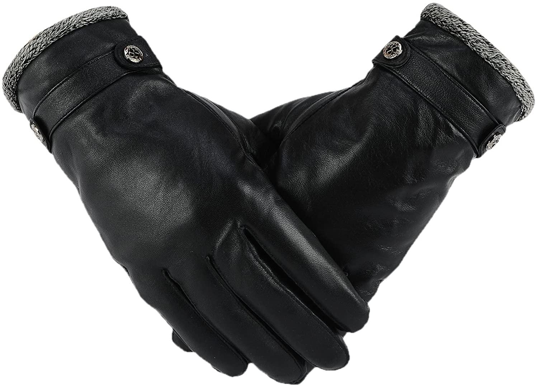 CSZ Men's Brand Gloves Genuine Hot
