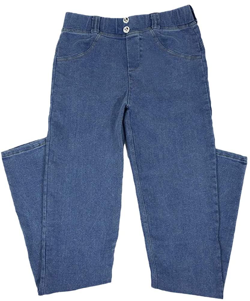 carduran Women's Fashion Fitness Pants Pencil Pants Lift Butt Stretchy Slim Denim Leggings Long Trousers