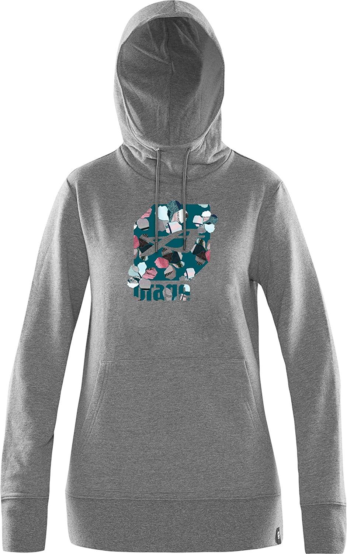 Orage Women's Flower Hoodie