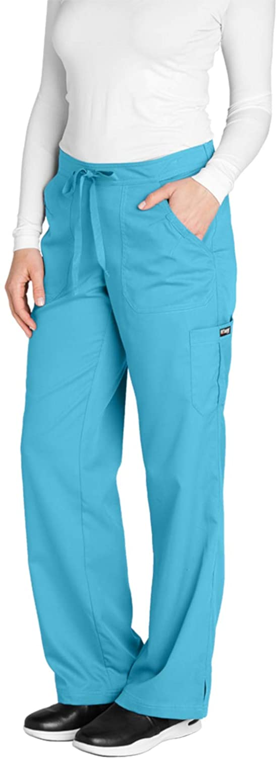 Grey's Anatomy 4245 Cargo Pant Coolwater 2XL