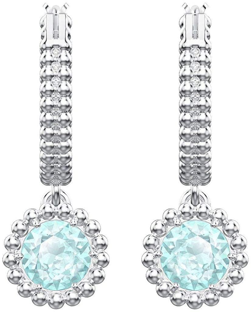 Swarovski Oxygen Pierced Earrings