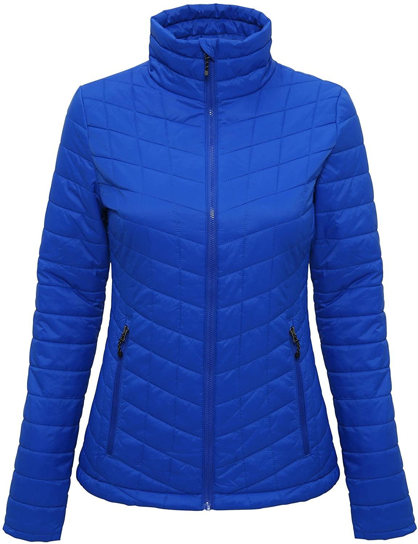 Tri Dri Womens/Ladies Ultralight Thermo Quilt Jacket