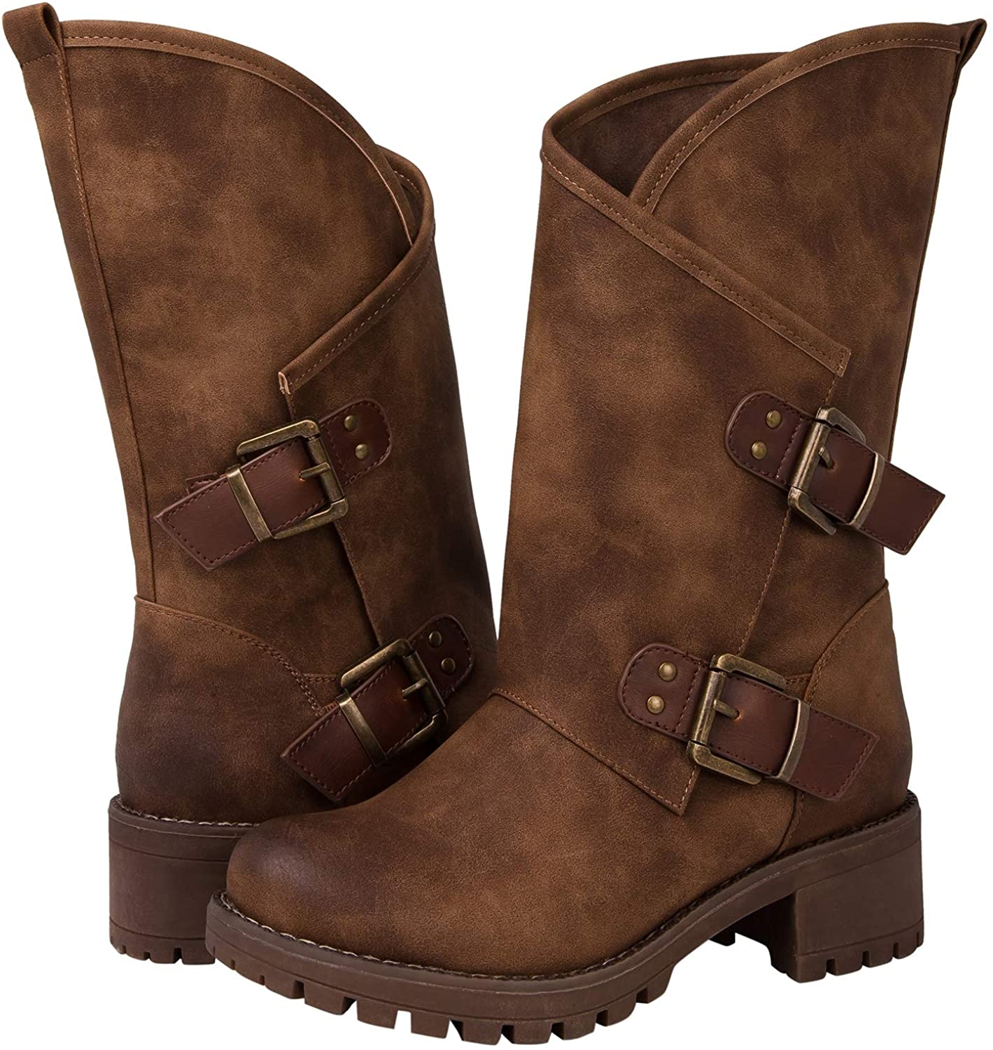 GLOBALWIN Women's 18YY01 Fashion Boots