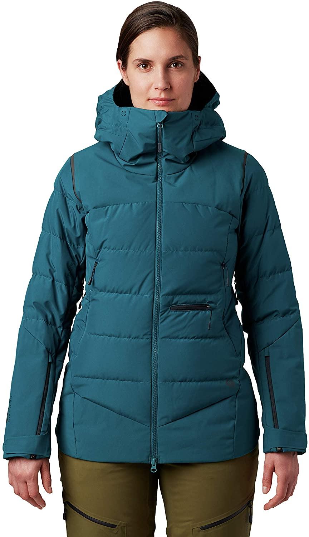 Mountain Hardwear Direct North Gore-Tex Windstopper Down Jacket - Women's
