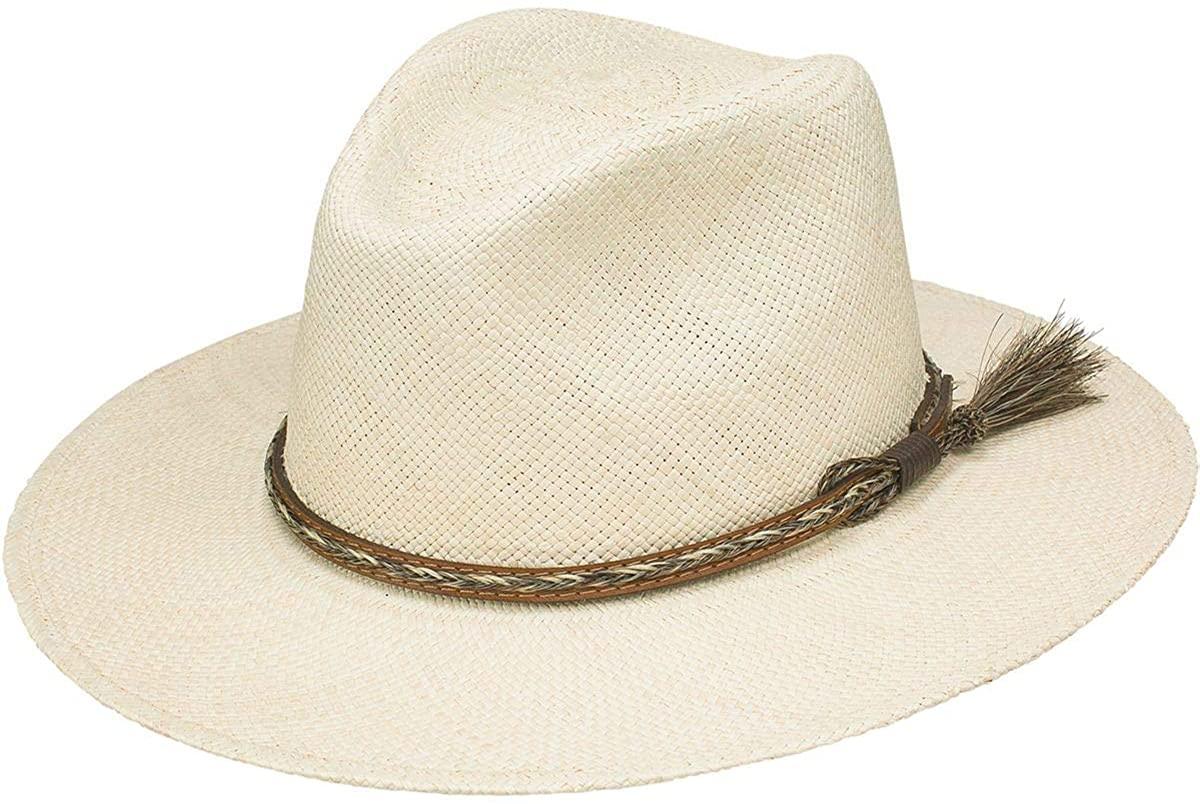 Stetson Weltmeyer Straw Hat Natural, XL