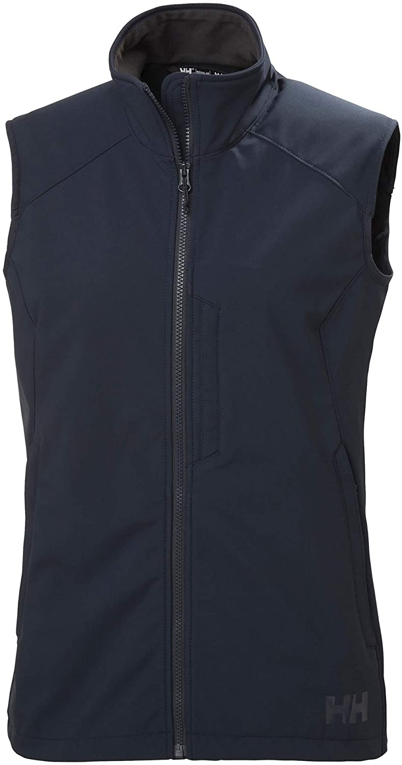 Helly-Hansen womens Paramount Vest Softshell Water Resistent Windproof Breathable Softshell Vest