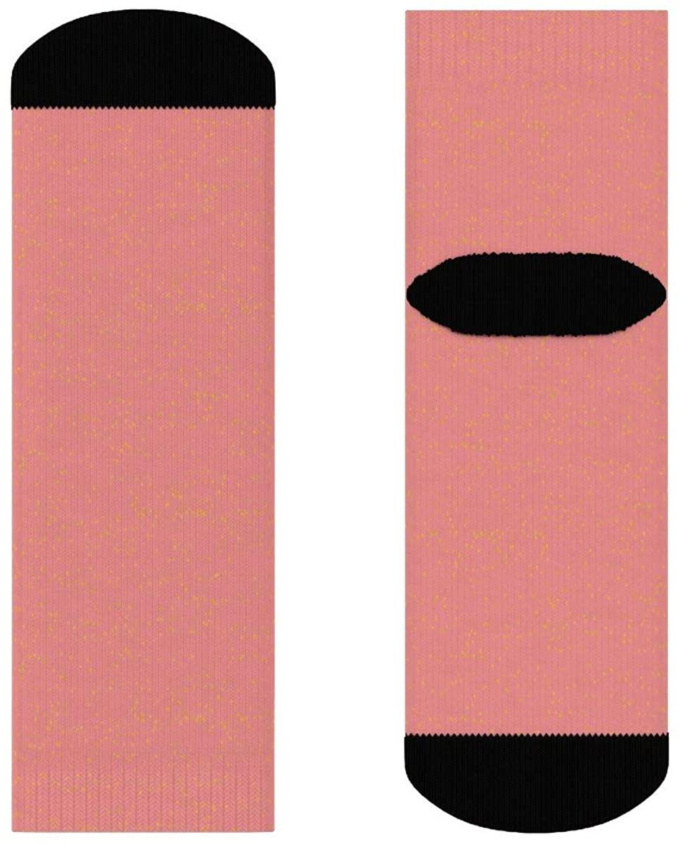 Snow Little Dots New Look Pink Fever II Crew Socks