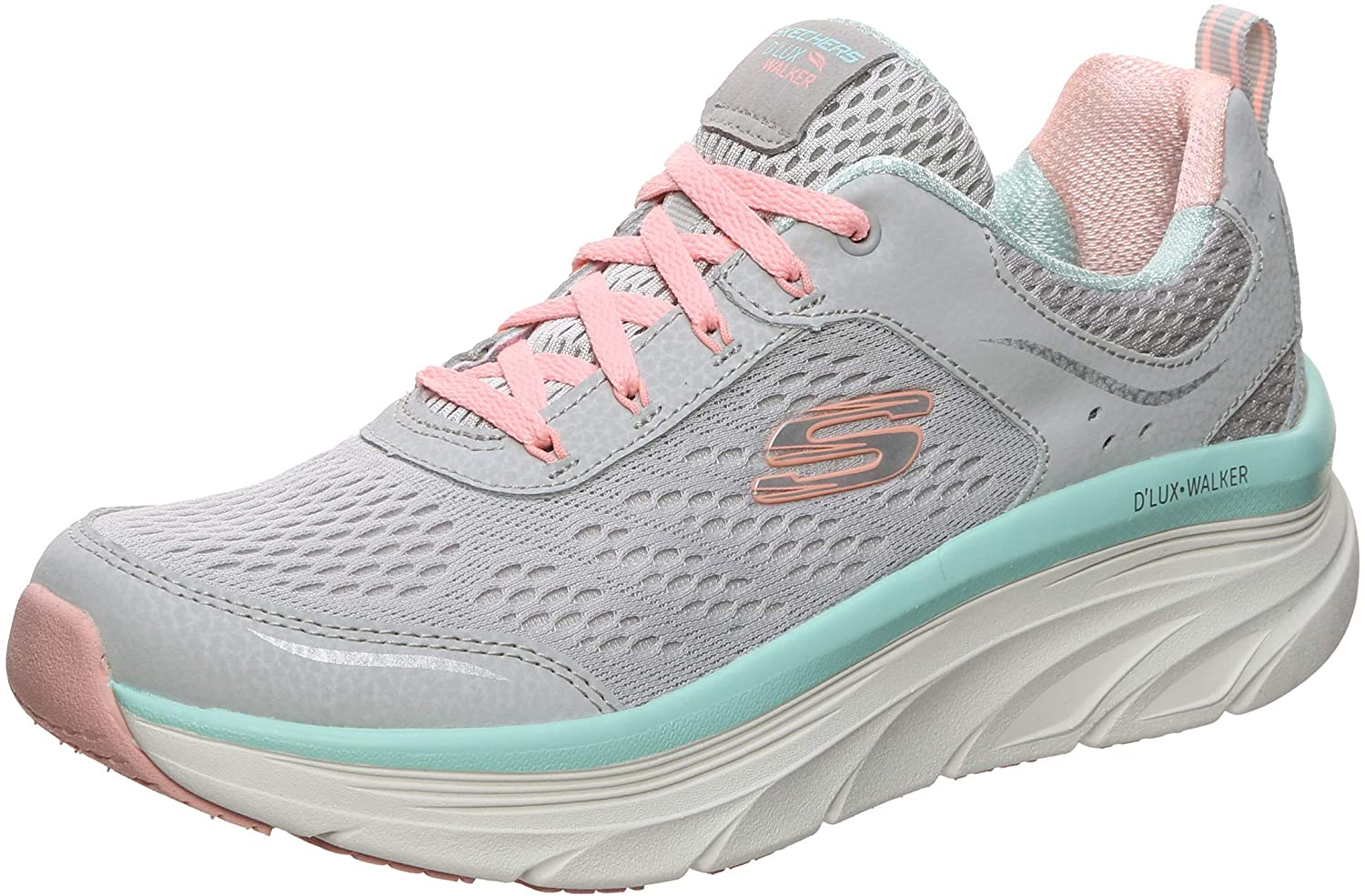 Skechers Women's D'lux Walker-Infinite Motion Sneaker
