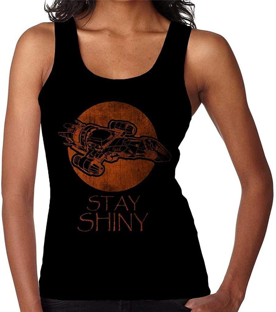 Firefly Stay Shiny Serenity Women's Vest