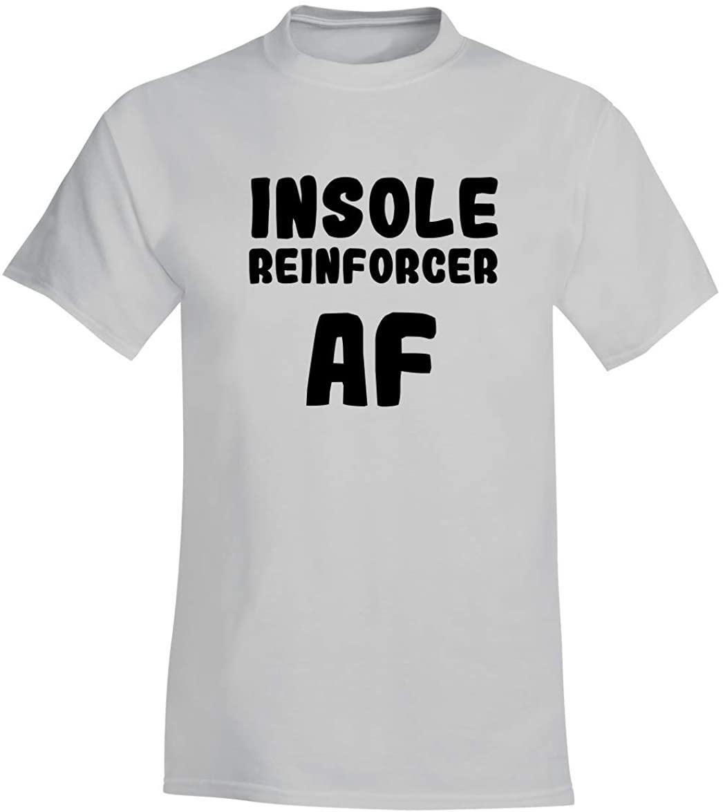 Insole Reinforcer AF - A Soft & Comfortable Men's T-Shirt