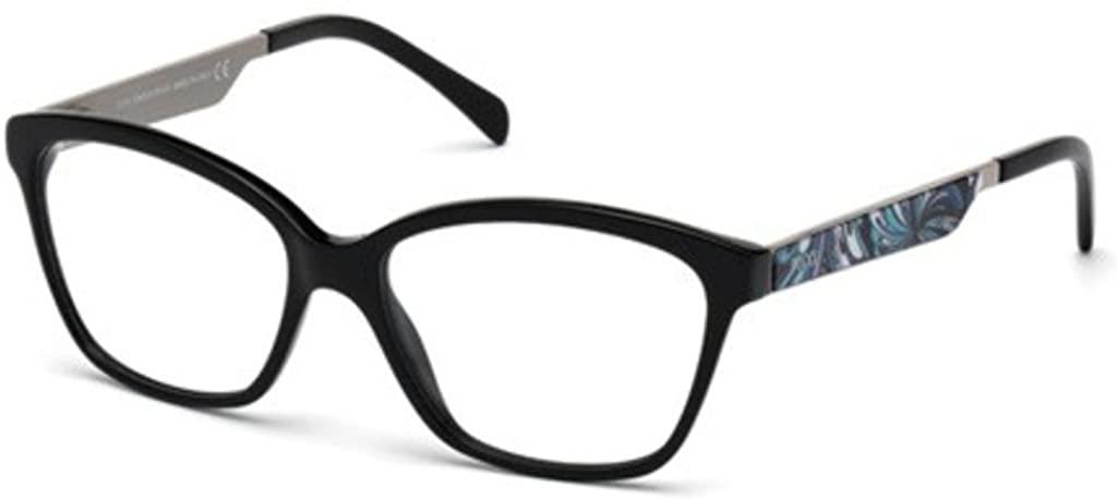 Eyeglasses Emilio Pucci EP 5011 EP5011 001 shiny black