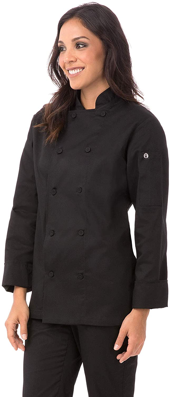 Chef Works Women's Marbella Chef Coat