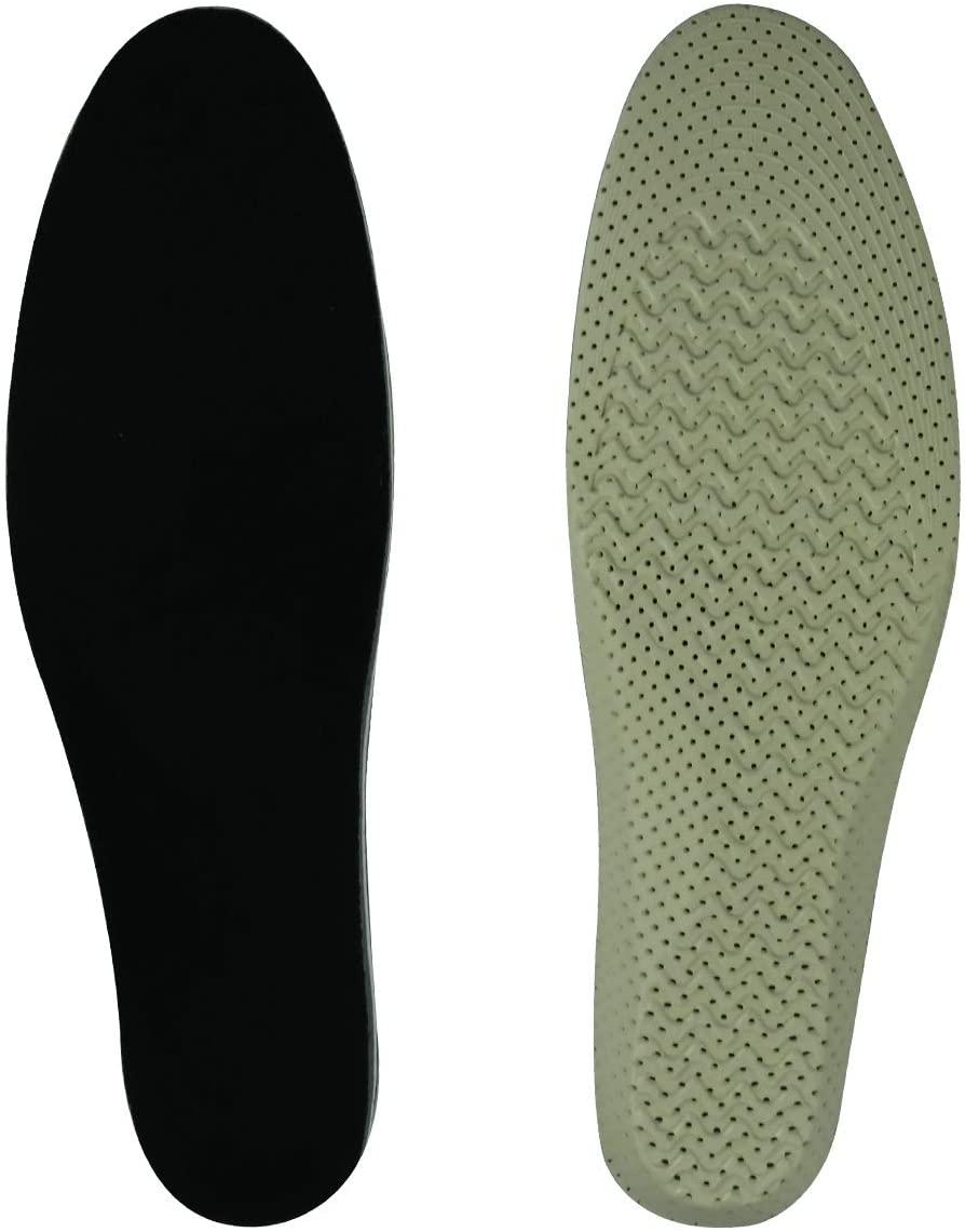 Super Breathable Increased Insoles Full Pad Invisible Heightening Insoles Unisex (1 Pair)2cm,3cm,4cm.Momoon
