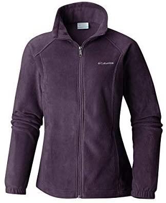 Columbia Sportswear Sawyer Rapids 2.0 Fleece Jacket (Dark Purple, X-Small)