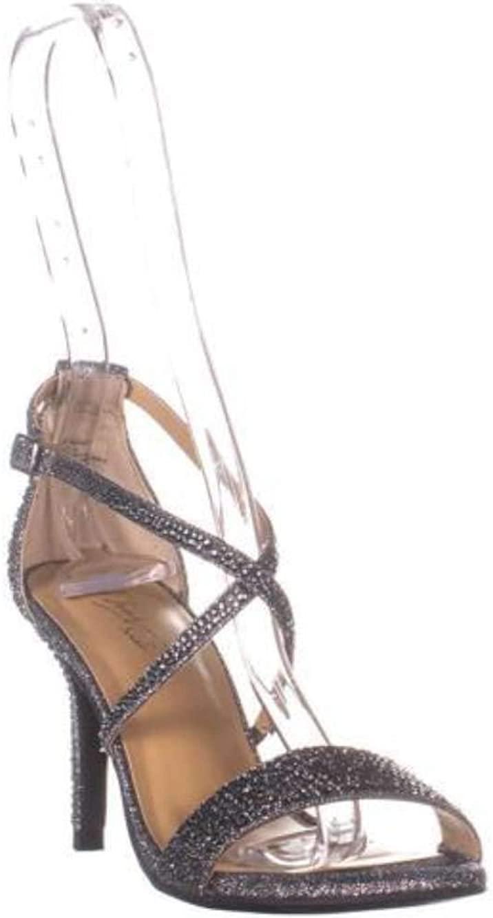 Thalia Sodi Womens Darria4 Fabric Open Toe