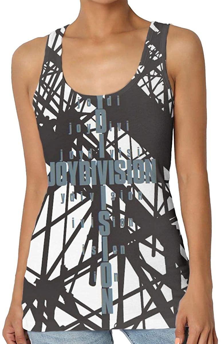 XiteSima Joy Division Fashion Sports Women's Advanced Vest Daily Sports Vest