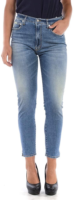 PEOPLE - Woman Jeans W0342A178L2732 W0342A178L2732 Denim Wendy
