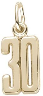 Rembrandt Charms Number 30 Charm