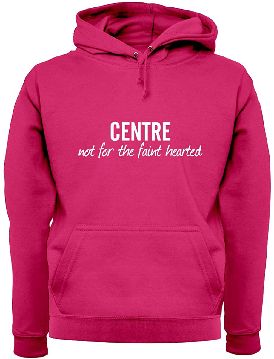 Centre, Not for The Faint Hearted - Unisex Premium Hoodie/Hooded Top