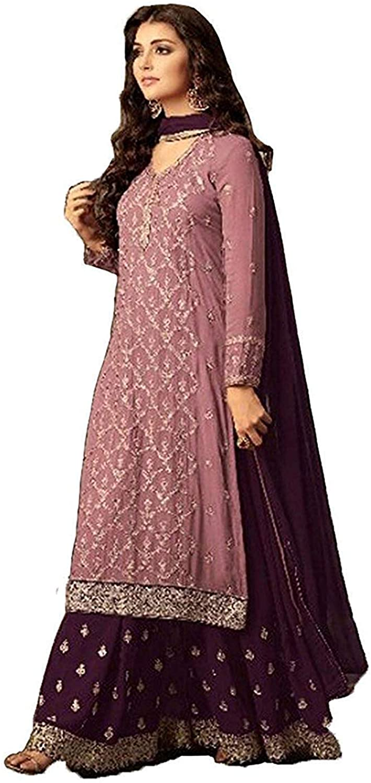 We Designer Patiala Salwar Embroidered Cotton Salwar Kameez Women's Readymade Salwar Kameez for Women