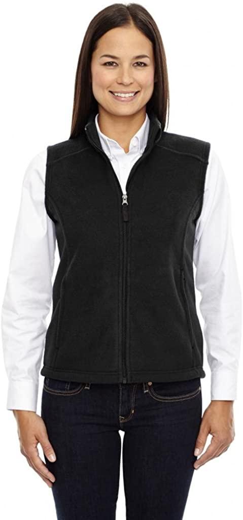 Buy Cool Shirts Ladies Journey Polyester Fleece Vest