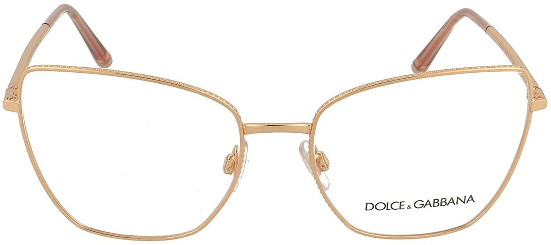 Dolce&Gabbana DG1314 Eyeglass Frames 1298-54 - Pink DG1314-1298-54