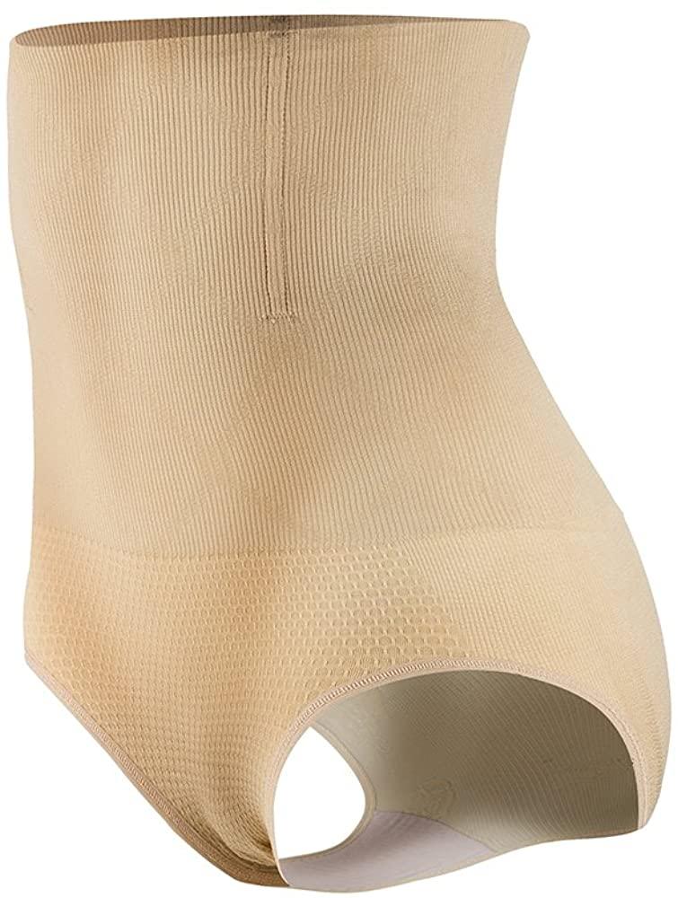 KSKshape Hi-Waist Shapewear Seamless Tummy Control Body Shaper for Women