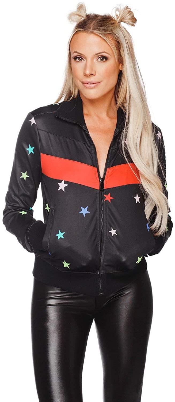 BuddyLove Women's Vonn Elastic Long Sleeved Zip Up Jacket Collection