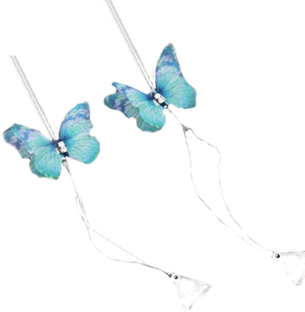 Invisible Replacement Bra Straps Butterfly Transparent Shoulder Strap, A05