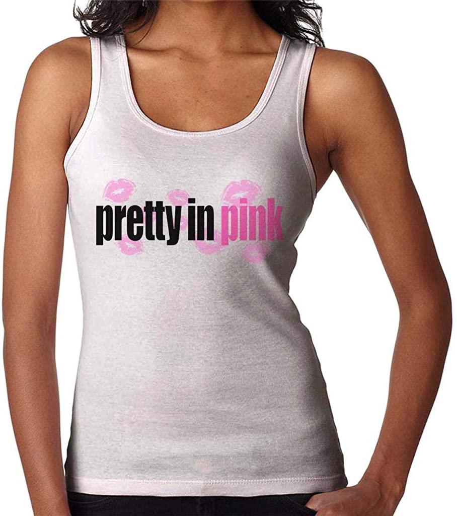 Pretty in Pink Logo Women's Vest