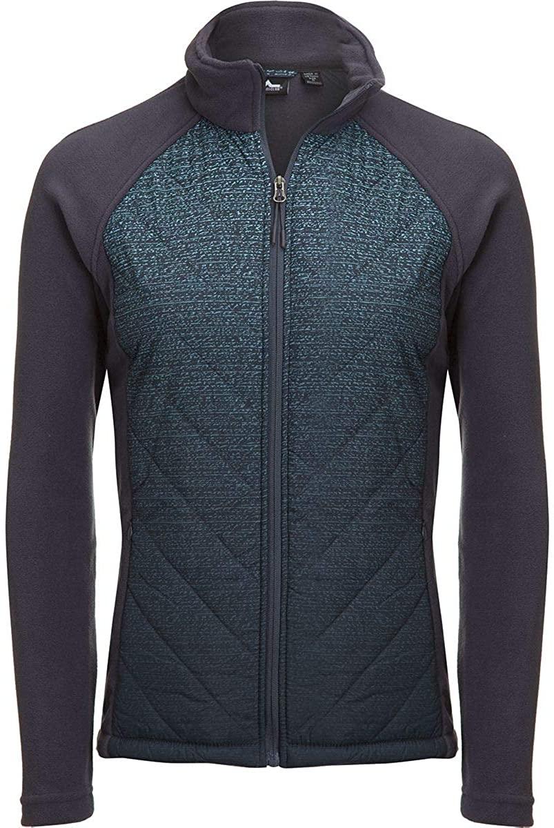 Mountain Club Fleece Jacket with Overlay - Women's