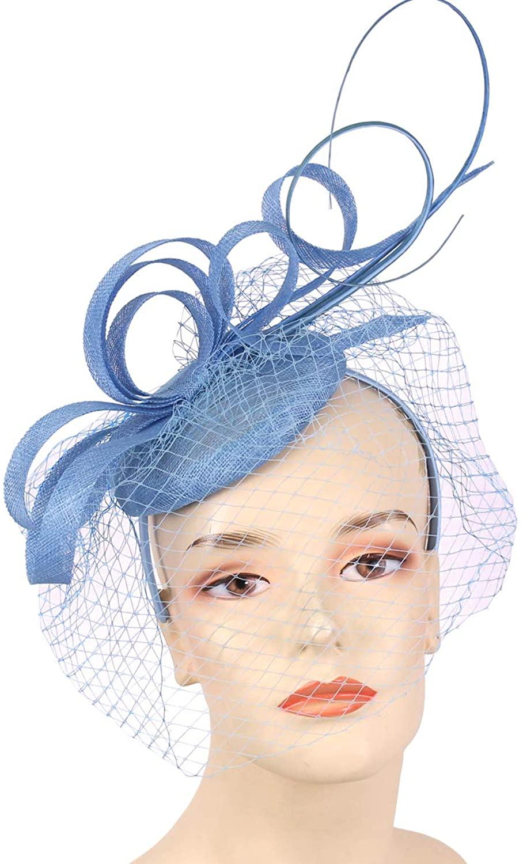 Ms. Divine Women's Fascinator Hats - HL94