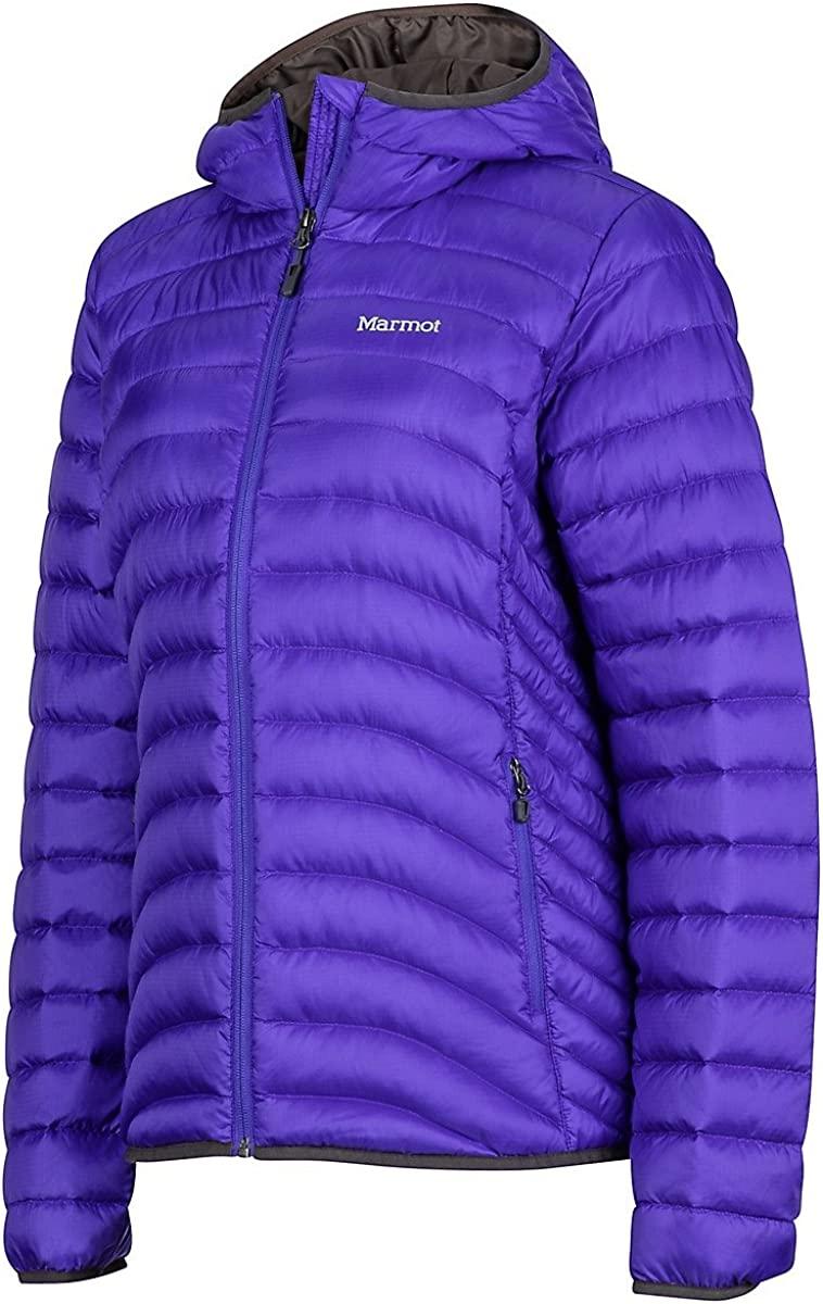 Marmot Women's Aruna 600 Fill Down Hoody - Spectrum Blue - S