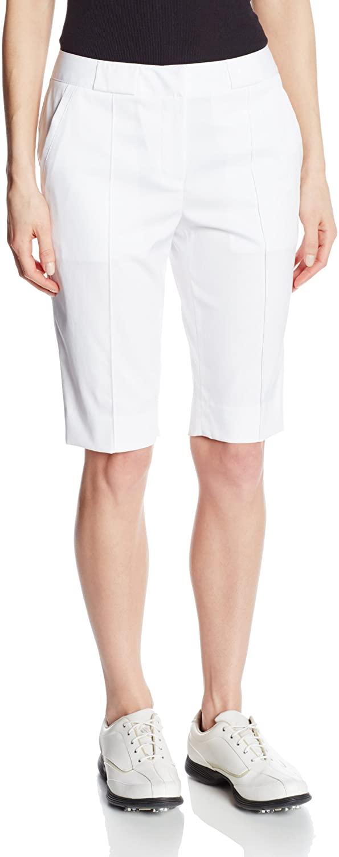 Cutter & Buck Women's Drytech Pin Tuck Short