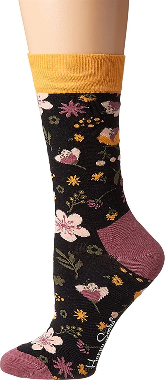 Happy Socks Winter Flower Sock
