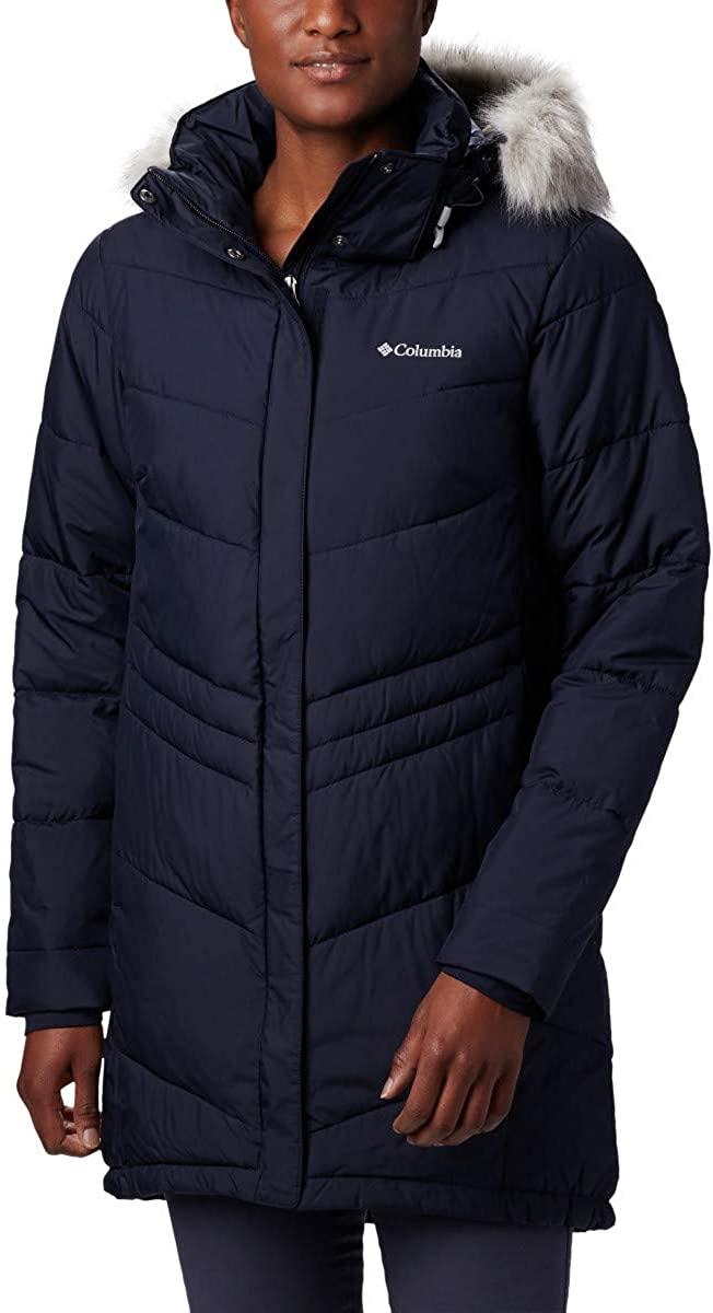 Columbia Women's Plus Size Jackets, Dark nocturnal, 2X