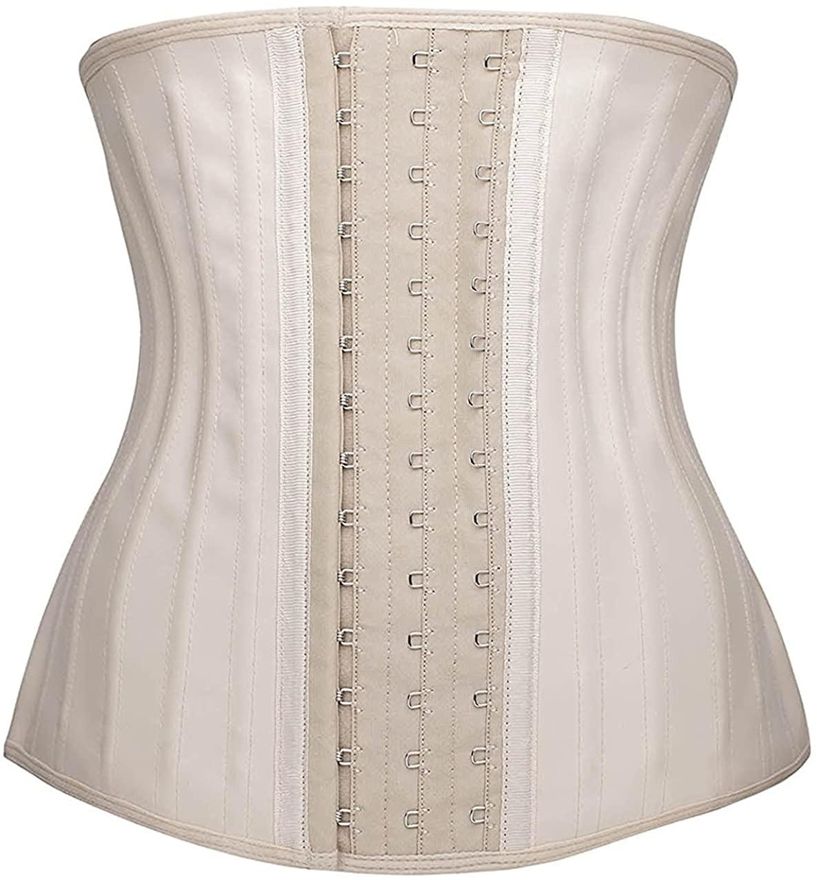 TX-Originality Women Waist trainer for weight loss waist cincher latex