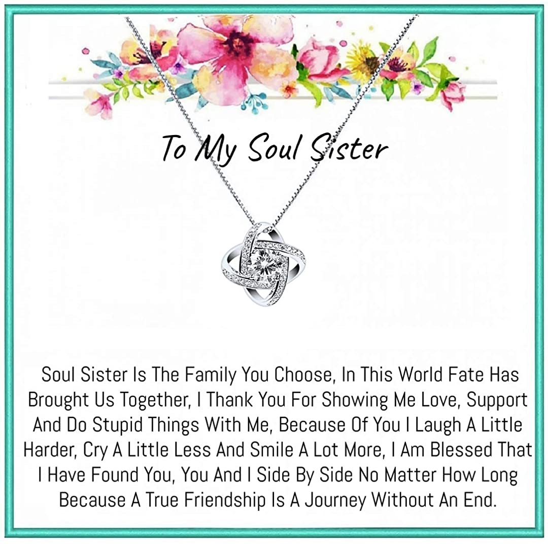Onepurposegifts Soul Sister Gifts, Best Friend Jewelry, Soul Sister Gifts, Best Friend Birthday, Best Friend Holiday and More