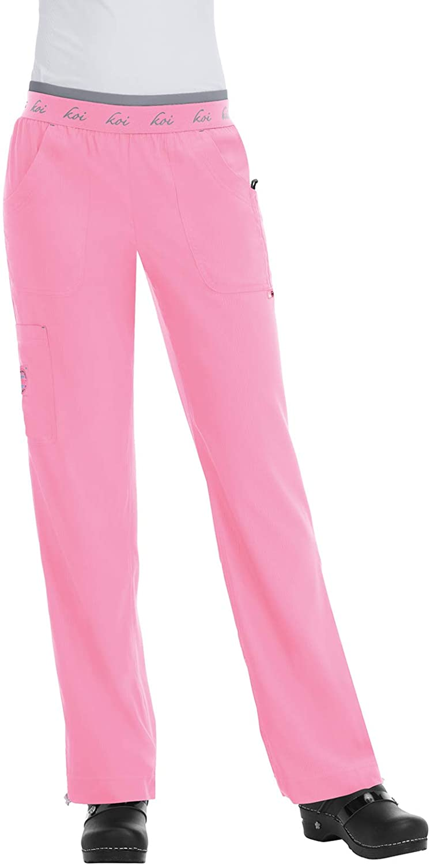 KOI Lite 720 Women's Spirit Scrub Pant More Pink XL