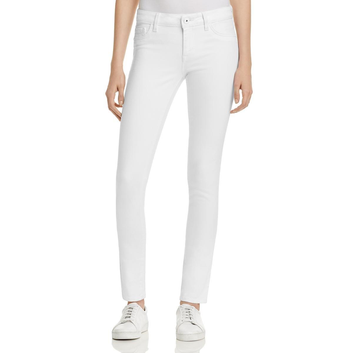 DL1961 Women's Camila Skinny Fit Jeans, Porcelain, 32