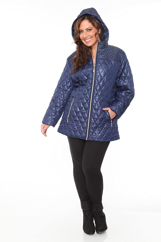 WM Women's Plus Women's Puffer Coat