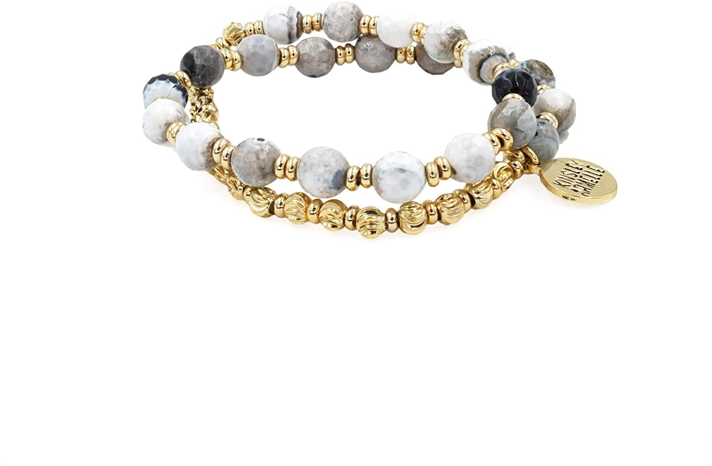 Kinsley Armelle Wrap Collection - Ora Bracelet