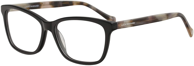 Eyeglasses Lucky Brand D 214 Black