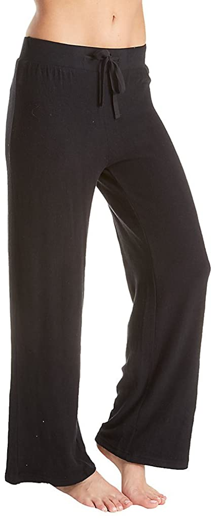 LA CERA Women's Comfort Wide Leg Pant 7573 S Black