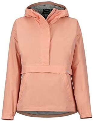 Marmot Bennu Anorak - Women's, Coral Pink, Large, 36610-7274-L