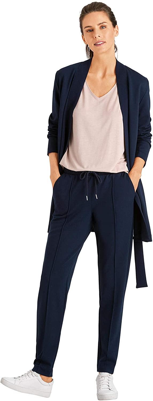 HANRO Women's Pure Comfort Long Pant