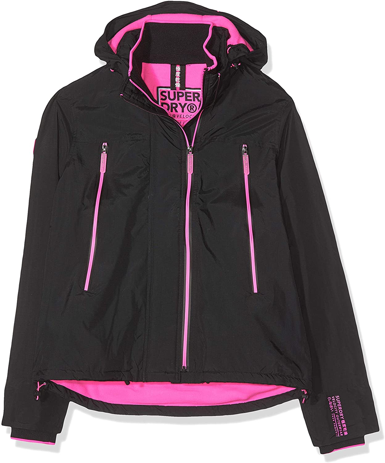 Superdry Pop Zip Velocity SD-Windcheater Jacket